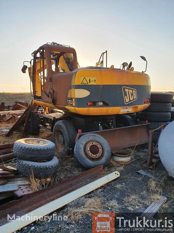 JCB JS 175 wheel excavator for parts