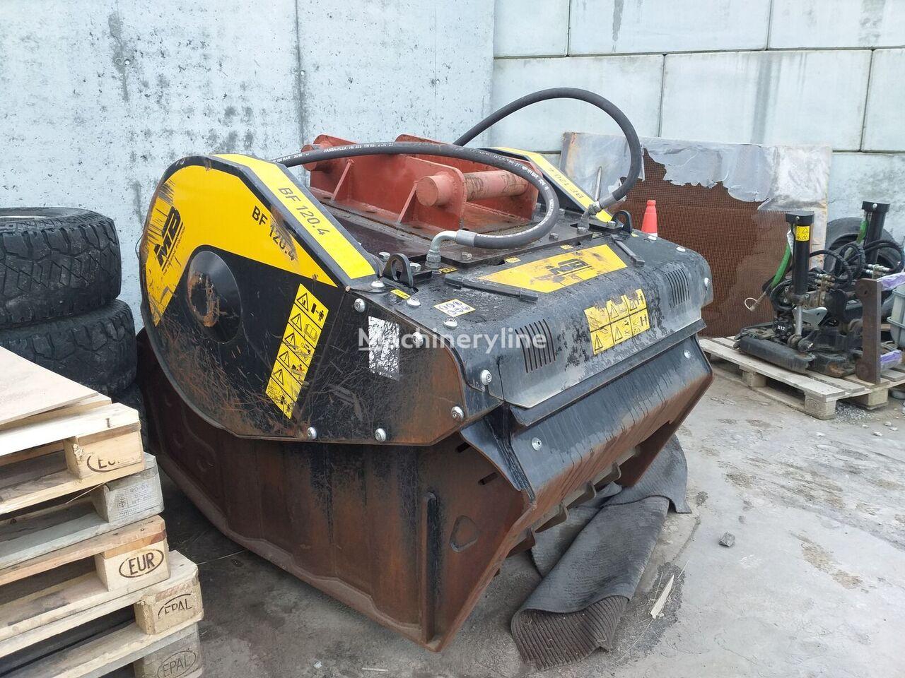 MB Crusher  BF 120.4 crushing bucket