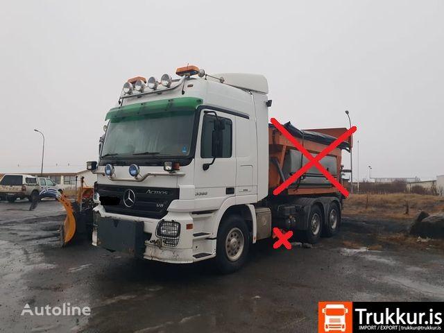 MERCEDES-BENZ Actros 2655 6X4 tractor unit