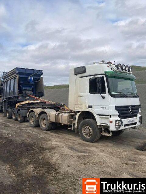 MERCEDES-BENZ Actros 3354 tractor unit