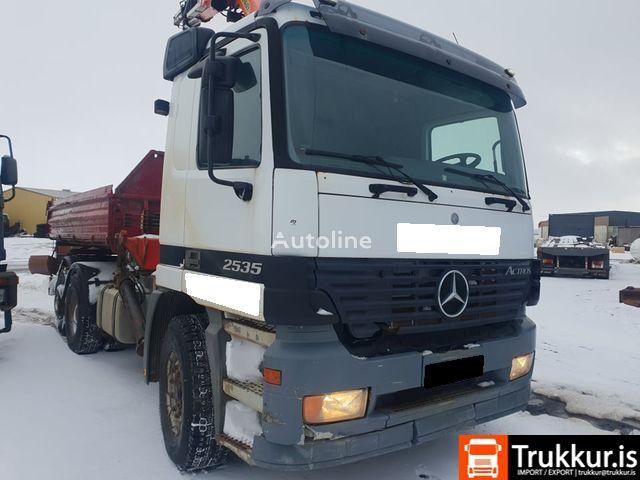 MERCEDES-BENZ Actros 2535 dump truck